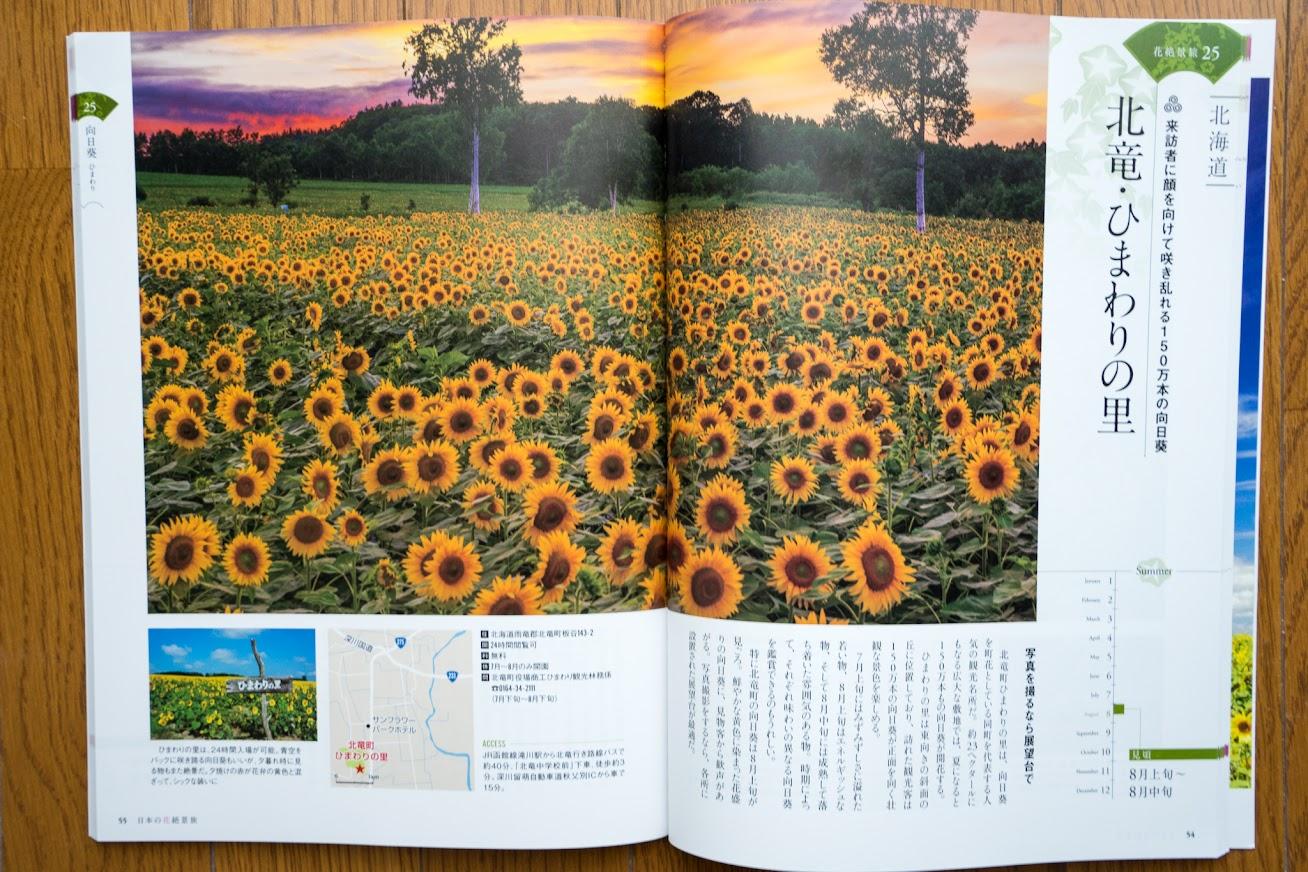 北竜・ひまわりの里(P.54 〜 P.55)