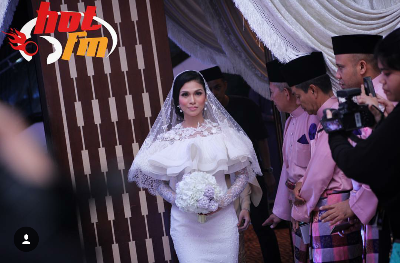 Gambar Pernikahan Anzalna Dan Hanif  Hanif Bin Idrus