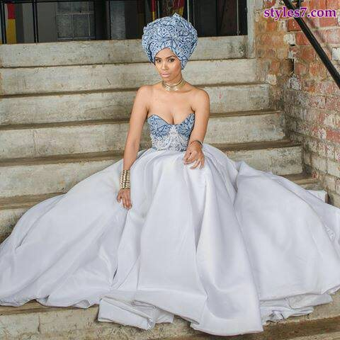 South african traditional attires in 2017 styles 7 for African traditional wedding dresses