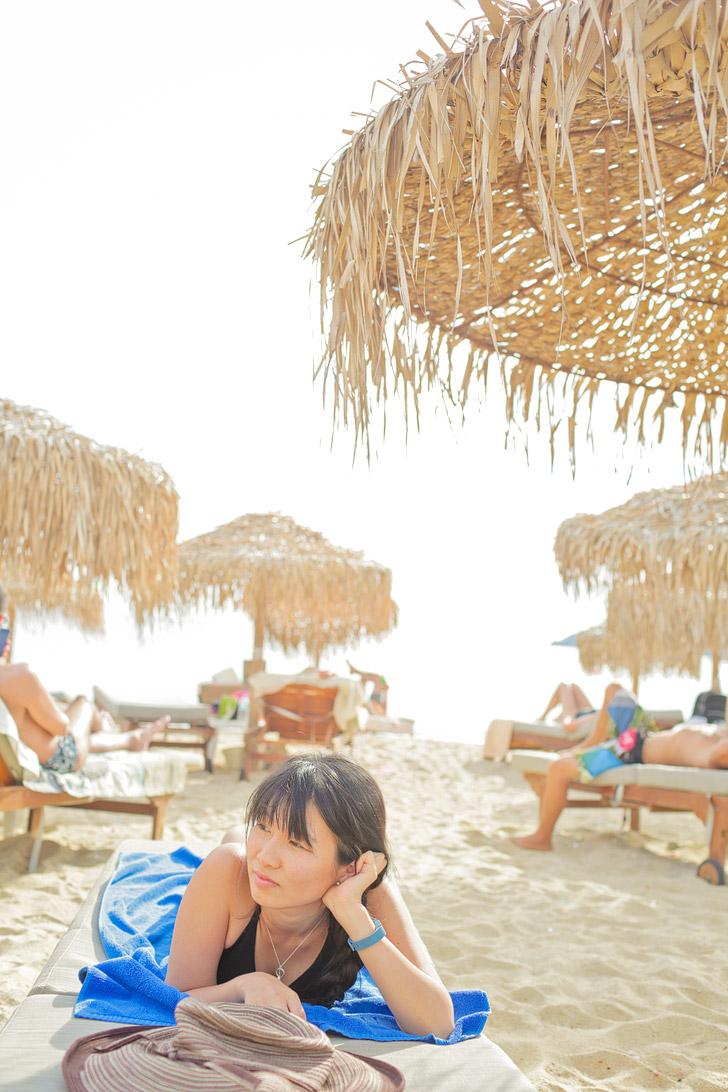 Mykonos Elia Beach.