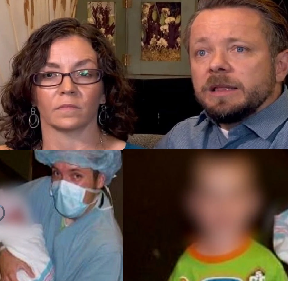 Woman shocked to discover that her husband is not her son's biological father after DNA test