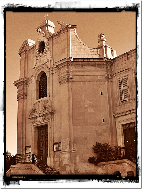 Church of Our Lady of Victories, Valletta