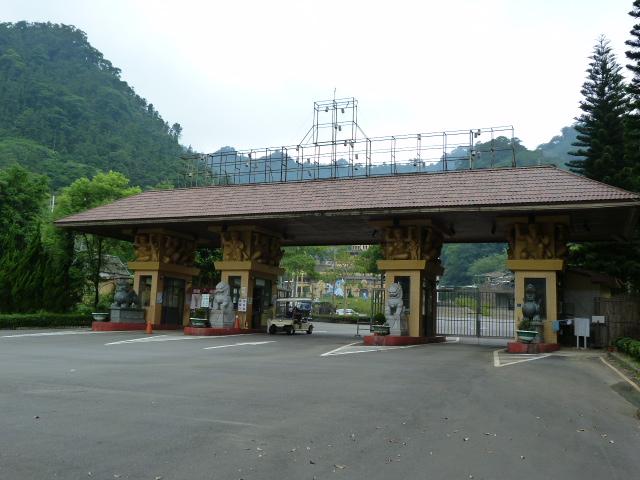 TAIWAN.Hsinchu et une minuscule partie du parc national de Sheipa, l empire du brouillard... - P1070787.JPG