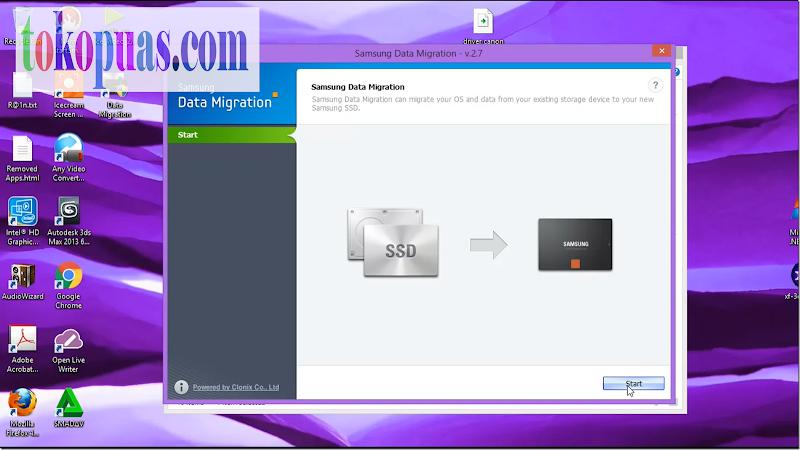 trik upgrade SSD tanpa install ulang laptop