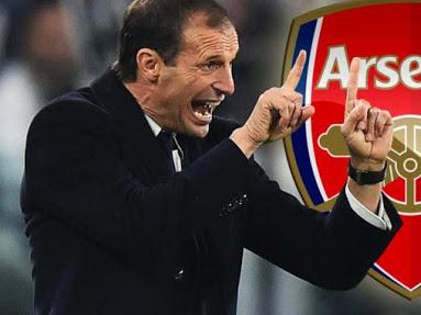 GOOD NEWS : Max Allegri non-committal on Juventus future amid Arsenal links