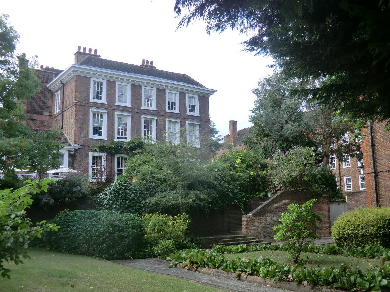 CIMG9399 Burgh House, Hampstead