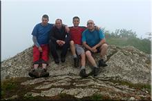 Urko mendiaren gailurra 795 m. --  2015eko maiatzaren 17an