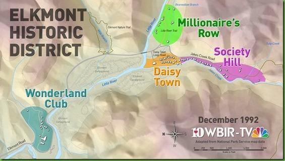 Elkmont Historic District