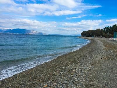 Kalamos beach, Attica