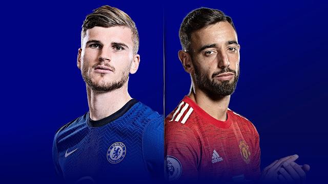 Ramalan EPL Chelsea vs Manchester United