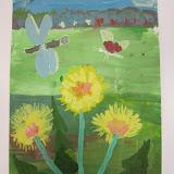 Образы и краски весны