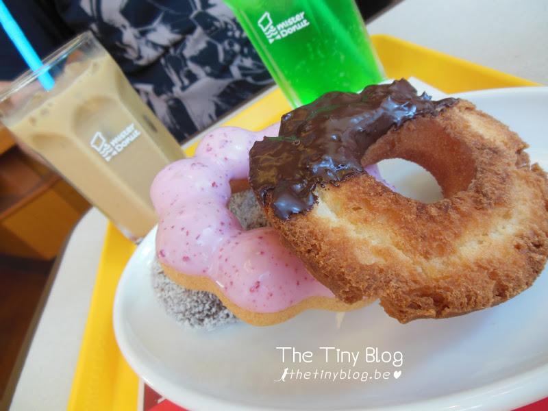 Mister Donuts in Ikebukuro