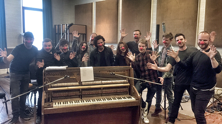 Coldplay - Game Of Thrones : The Musical (Red Nose Day)