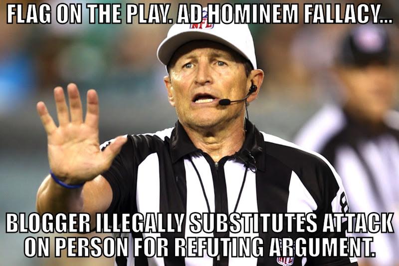 Ad hominem 2