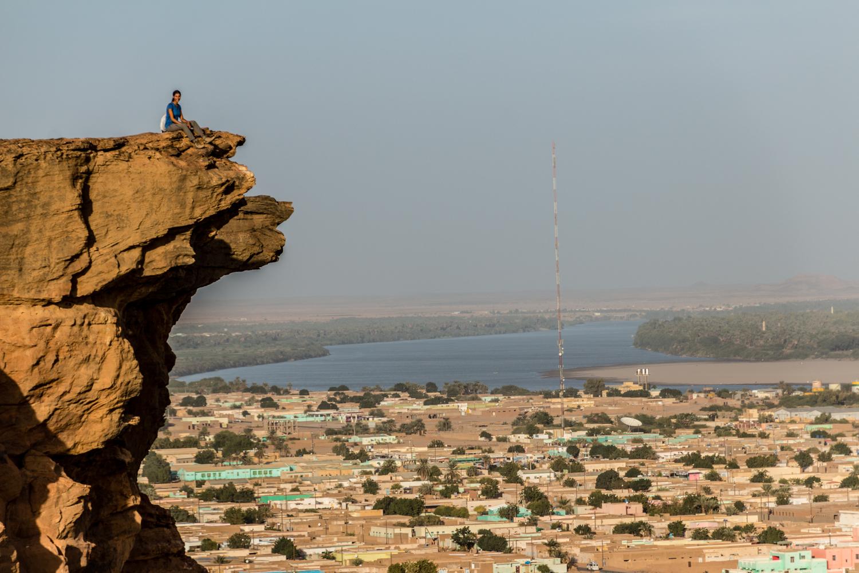 sahara desert sudan jebel barkal holy mountain