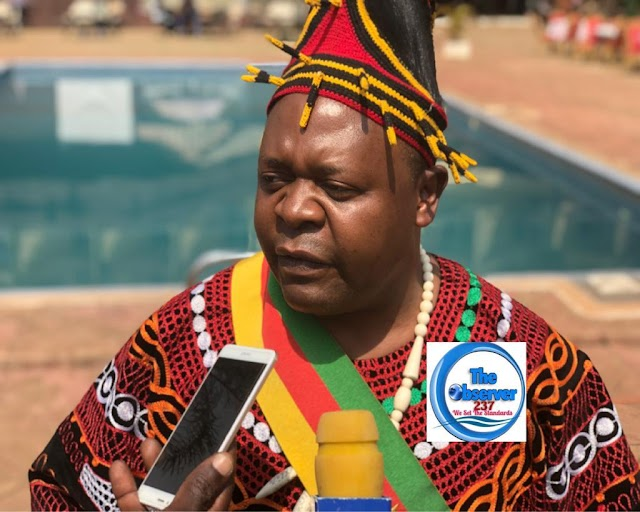 Bamenda II Mayor Encourages Quarter Heads to own local projects