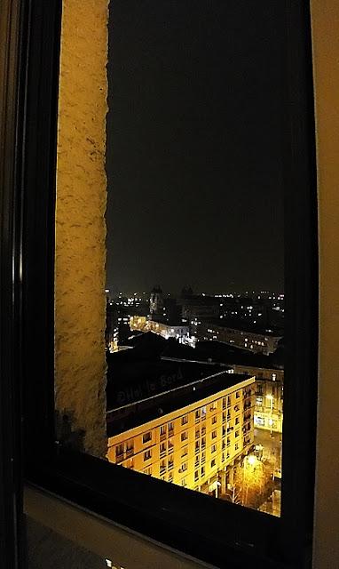 panorama etajul 10 hotel unirea iasi noaptea