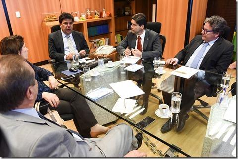 Ministro Mendonça Filho recebe Deputado Felipe Maia-11