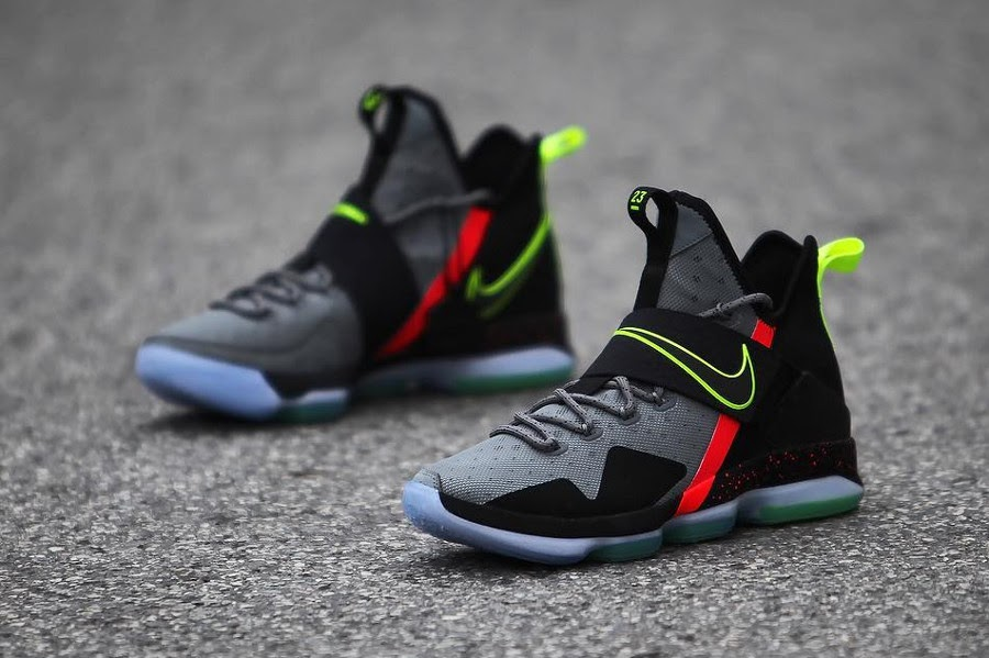 ... LeBron 14 Out of Nowhere Costs 225 and Still Wont Be Easy to Buy ...