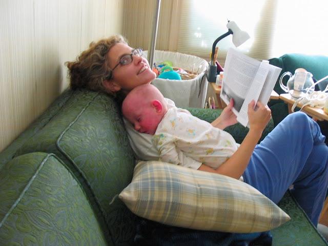 Jak skloubit studium a péči o miminko