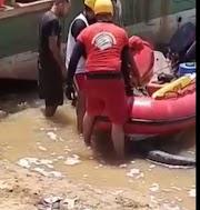 Corpo de jovem é encontrado  no Rio Parnaíba