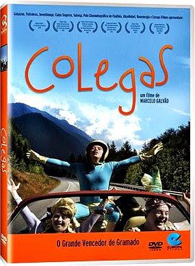 Filme Poster Colegas DVDRip XviD & RMVB Nacional