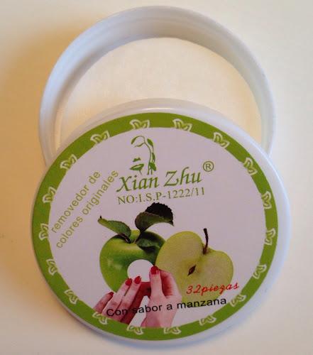 Quitaesmalte Xian-Zhu
