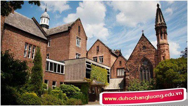 Du học Anh Quốc cùng trường Đại học Chester
