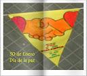 Día de la paz 30 de Enero