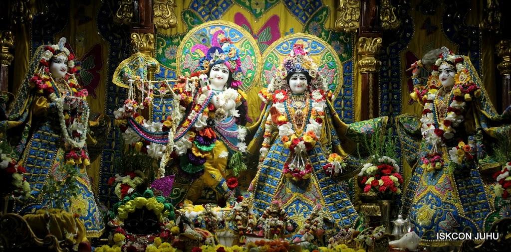 ISKCON Juhu Sringar Deity Darshan on 26th June 2016 (3)