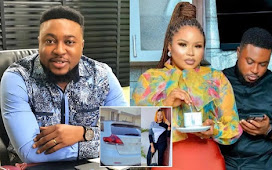 Nollywood actor, Nosa Rex gifts wife brand new Toyota Venza
