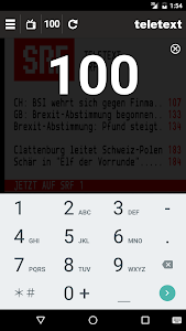 TELETEXT (mobile Website) screenshot 4
