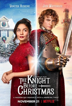 Poster Of The Knight Before Christmas 2019 In Hindi Bluray 720P Free Download