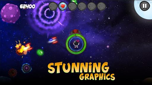 Space Shark cheat screenshots 2