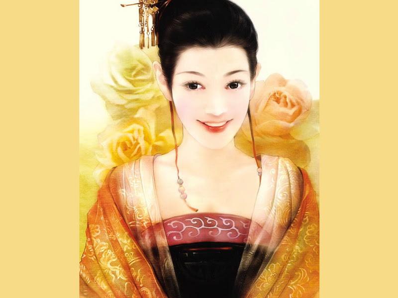 Smiling Samurai, Magic Samurai Beauties