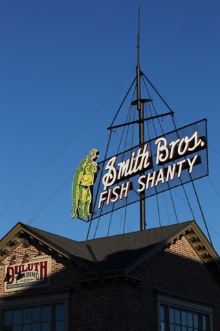 smith brothers - an iconic restaurant and fishery in Port Washington, WI