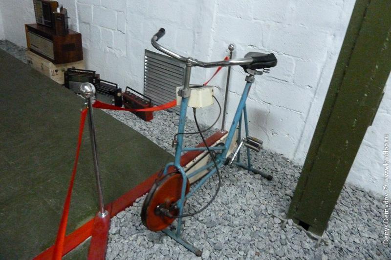 Советский велотренажер
