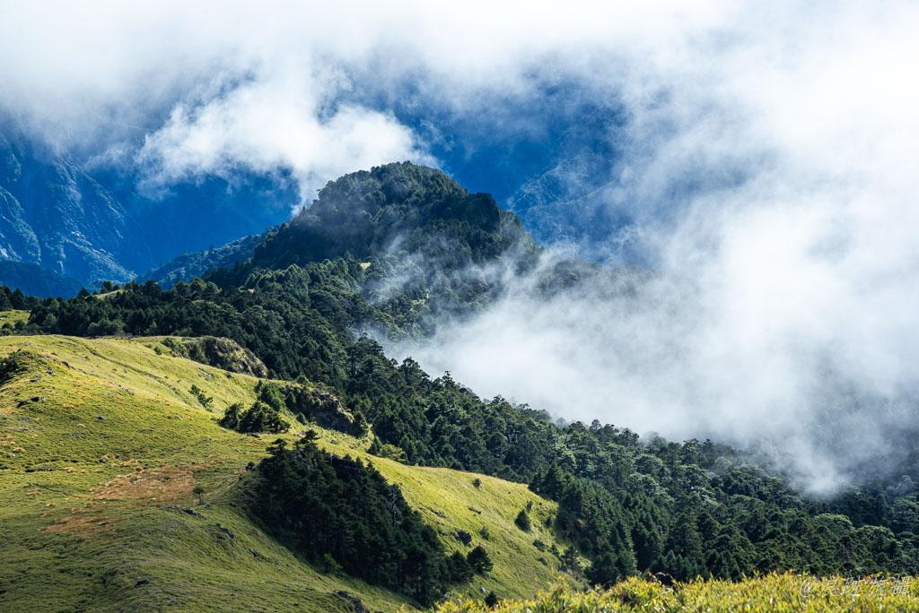 奇萊南華 南華山