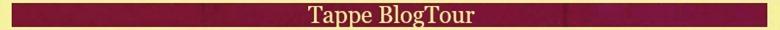Tappe BlogTour