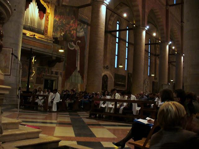 Chiusura anno pastorale diocesano 2012/2013