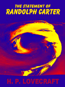 Cover of Howard Phillips Lovecraft's Book The Statement of Randolph Carter