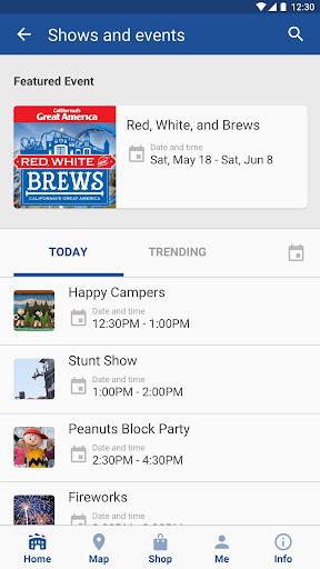 California's Great America 7.14.2 app download 2