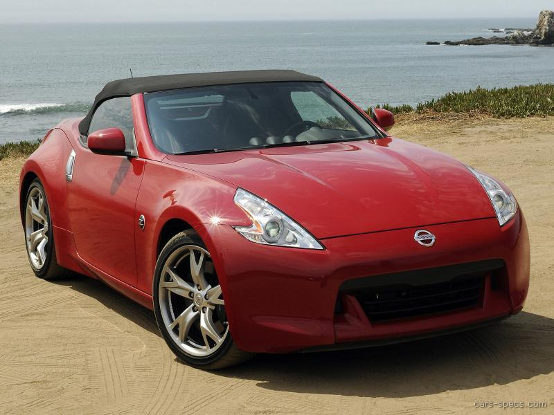 2010 nissan 370z convertible specifications pictures prices. Black Bedroom Furniture Sets. Home Design Ideas