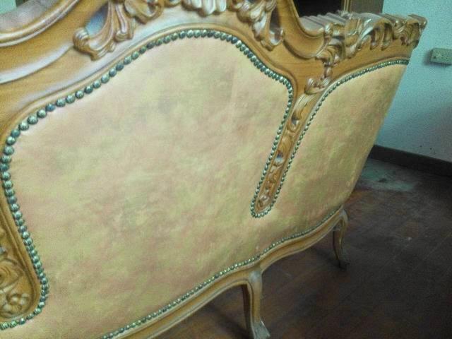 法式沙發修理
