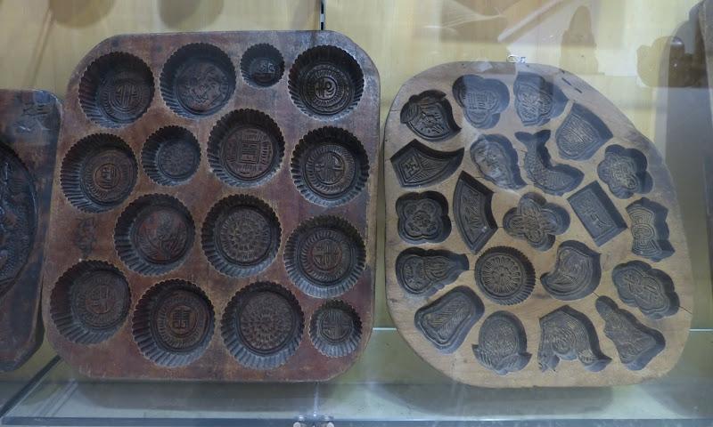 Danshui et une impressionnante collection de moules à gâteaux - P1240811.JPG