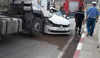 Deux jeunes d'une vingtaine d'années décèdent dans un accident à Batna