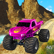 Monster truck Car Racing Game :New Car Games 2020