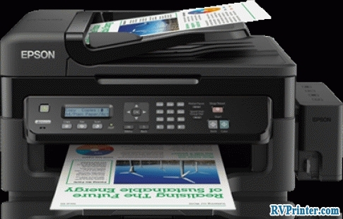 Full Review About Epson L555 Multifunction Inkjet Printer