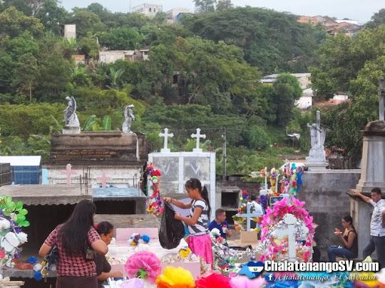 Día de los difuntos Chalatenango 2013