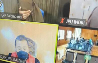 5 Terdakwa Divonis Mati, Termasuk Mantan Anggota DPRD Palembang